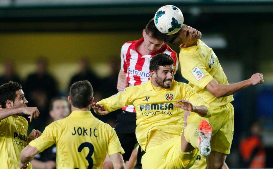 """Villarreal"" futbolininkai"