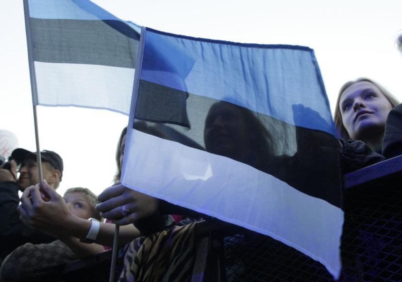 Estija išsiuntė du Rusijos diplomatus