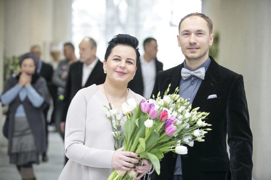 Kristinos Kruopienytės ir Tomo Narūno vestuvės