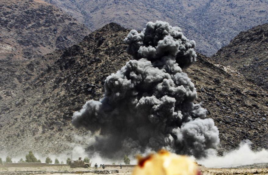 Antskrydis Afganistane