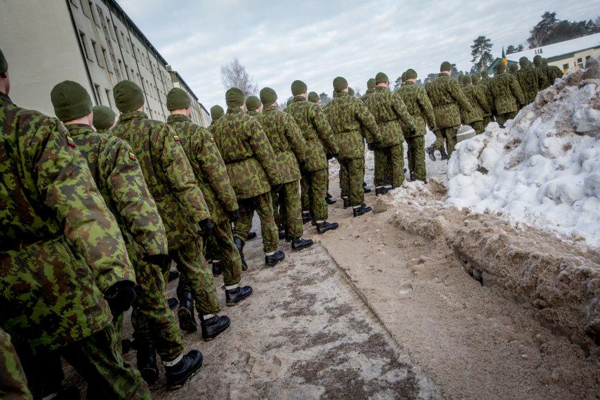 Rukloje esantis mokomasis pulkas ruošiasis priimti  NATO karius