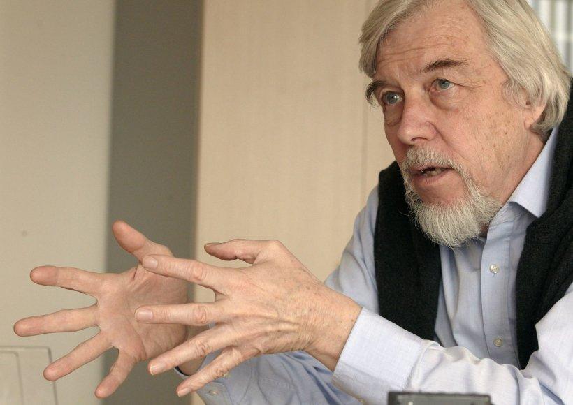 CERN vadovas Rolfas Dieteris Heueris