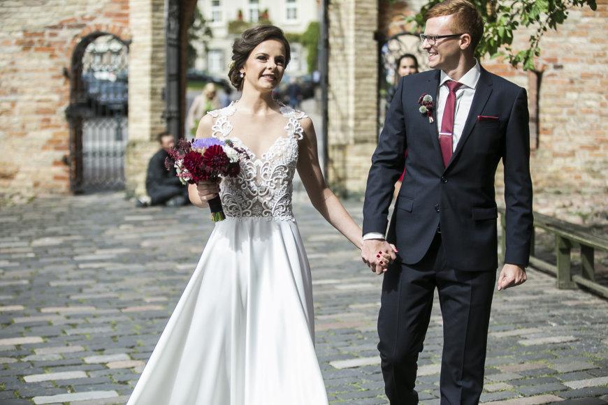 Meinardas Valkevičius ir Elena Skurdelytė