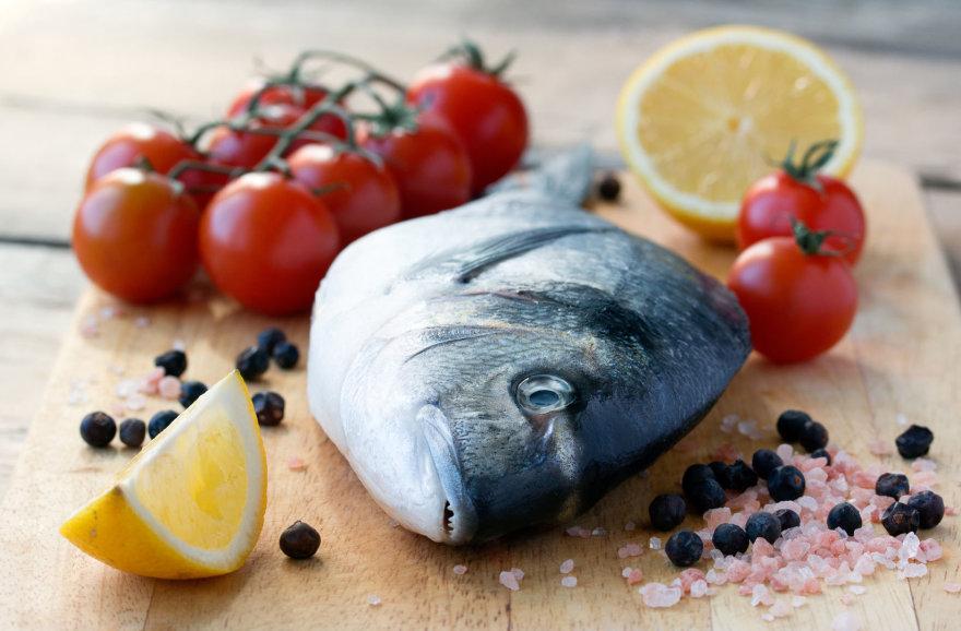 Žuvis ir druska