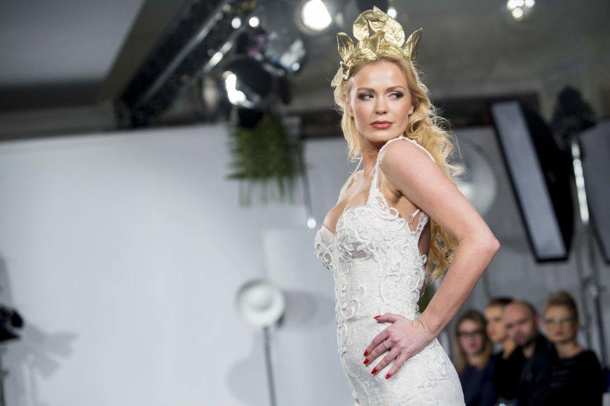 """""""Baltic Bridal Fashion Show"""" akimirka"""