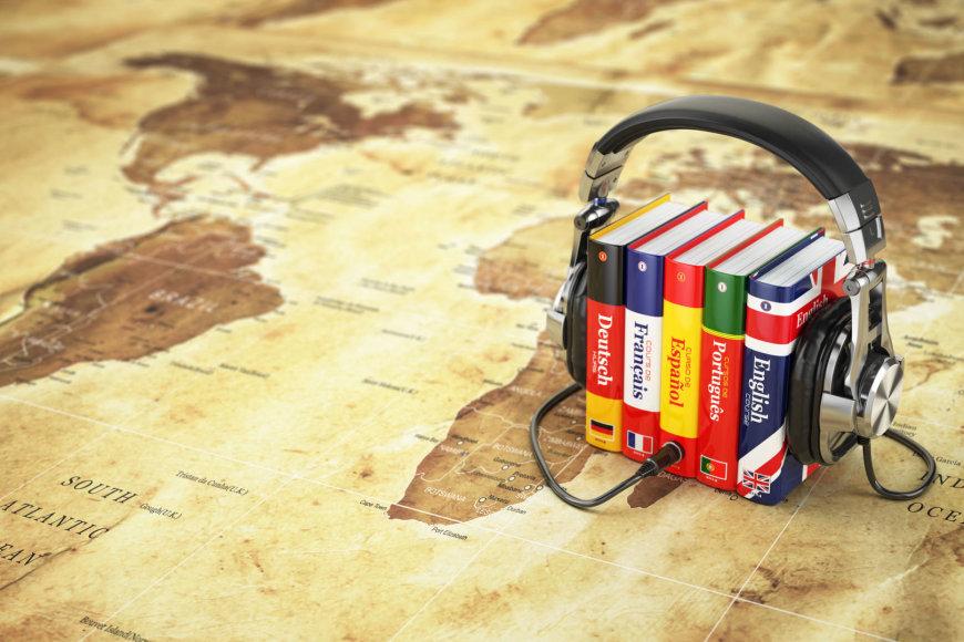 Pradėti mokytis kalbų niekada nevėlu