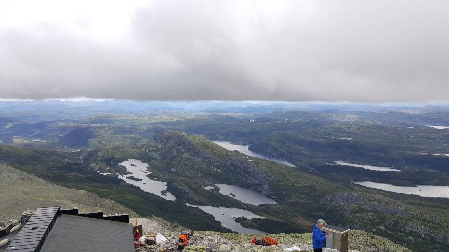 Norvegijos gamta