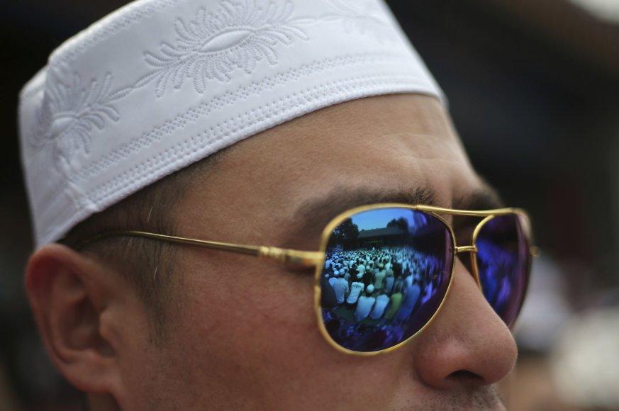 """""""Eid al-Fitr"""" festivalis"""