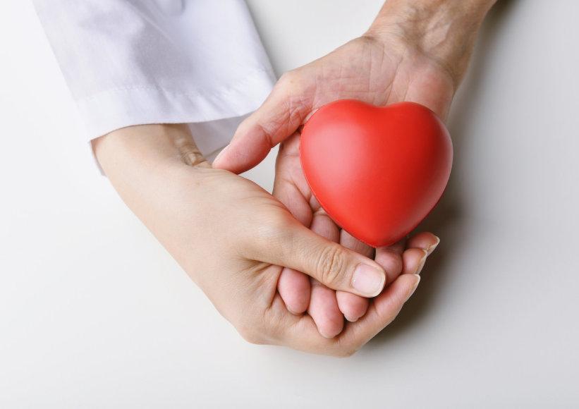 Nacionalinio transplantacijos biuro nuotr./Organų donorystė