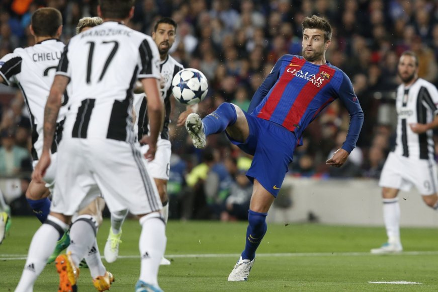 """""""Barcelona"""" – """"Juventus"""""""