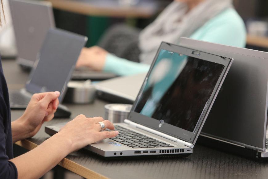 Darbas kompiuteriu