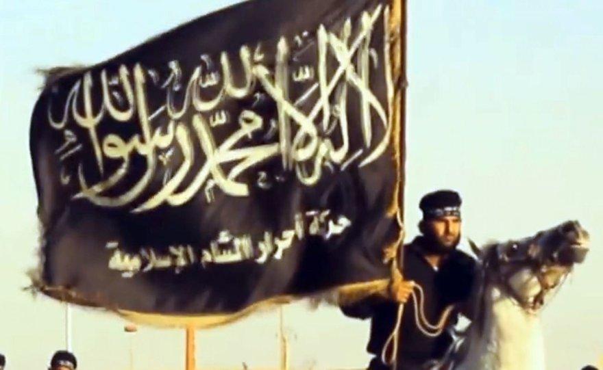 """""""Islamo valstybės"""" teroristas"""
