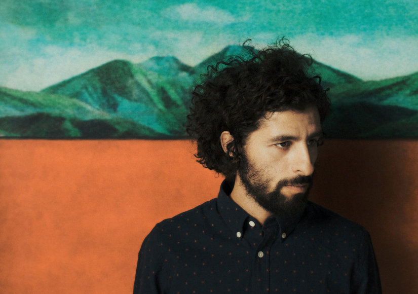 Asmeninio albumo nuotr./José Gonzálezas
