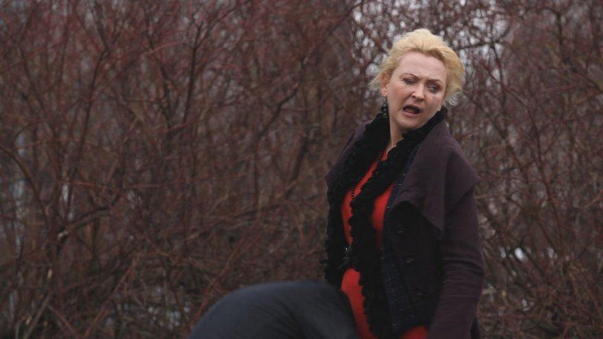 """Inga Norkutė-Žvinienė seriale """"Baisiausia mano gyvenimo savaitė"""""""