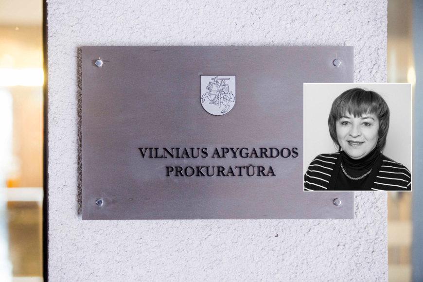 Sulaikyta prokurorė Rita Aliukonienė