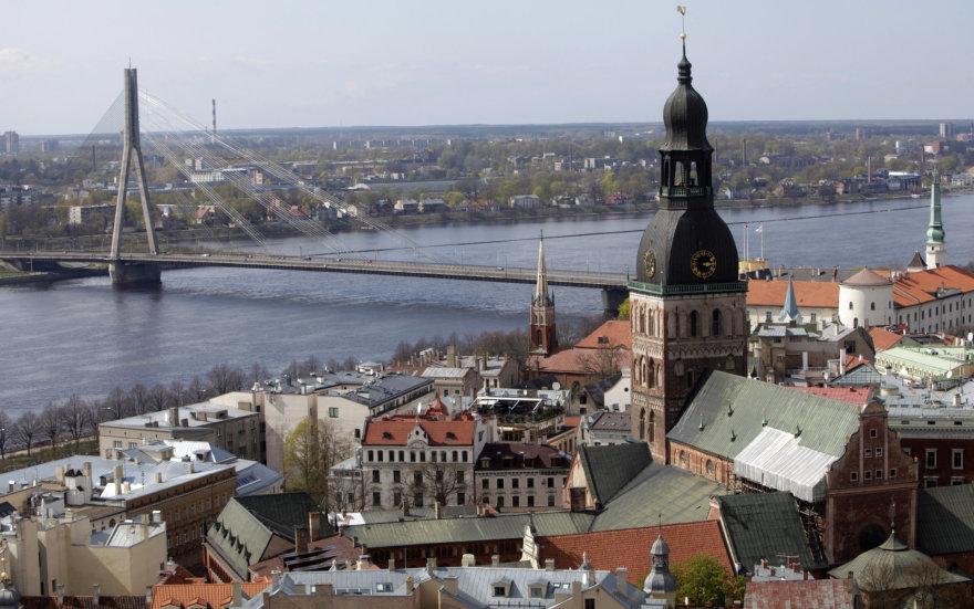 Latvijos sostinė Ryga