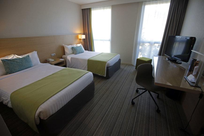 """Kambarys """"Marriot"""" viešbutyje"""