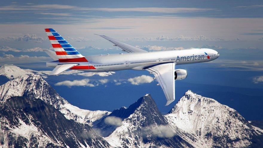 Amerikos oro linijų lėktuvas