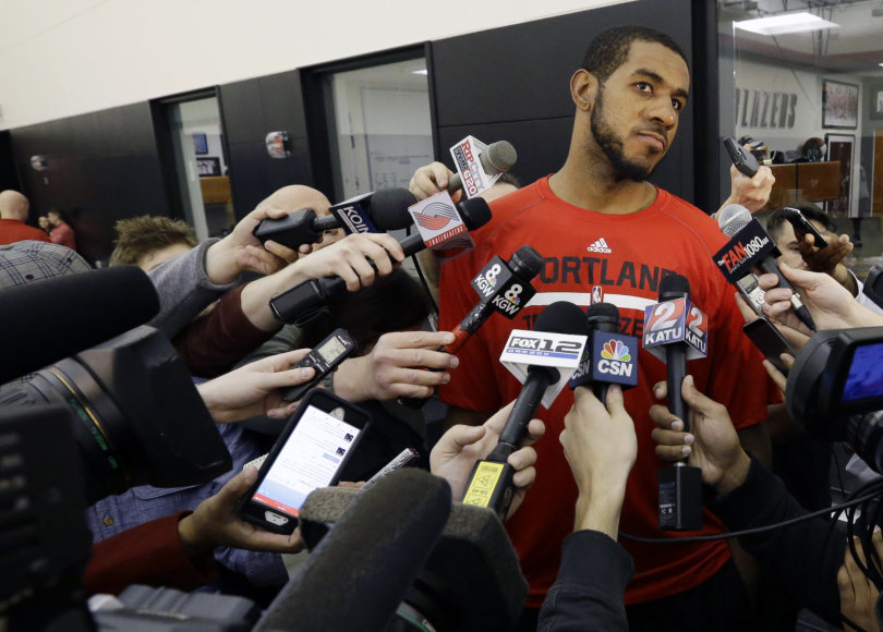 LaMarcusas Aldridge'as