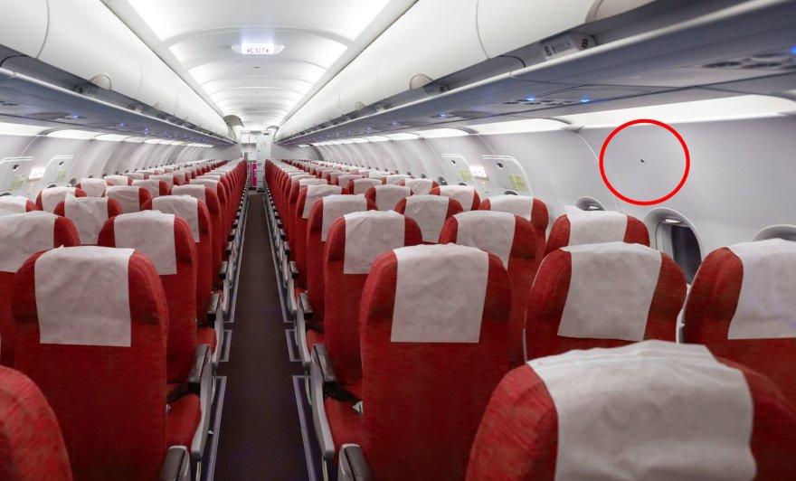 123rf.com nuotr./Kas yra tie paslaptingi juodi trikampiai lėktuvuose?