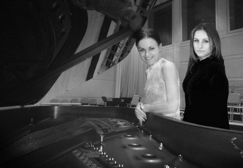 Paulina Dūmanaitė ir Gryta Tatorytė