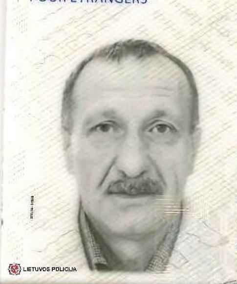 Policijos ieškomas Leons Volovickis