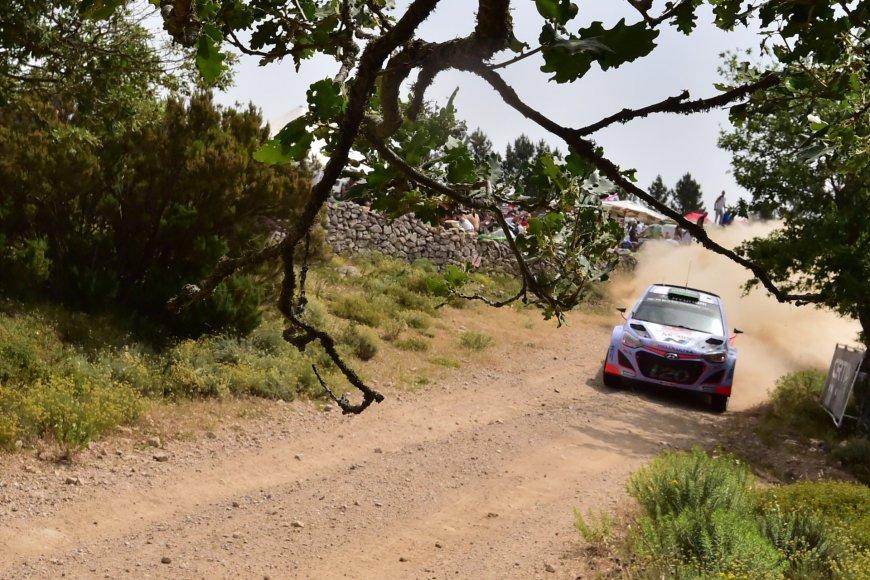 WRC ralis Italijoje