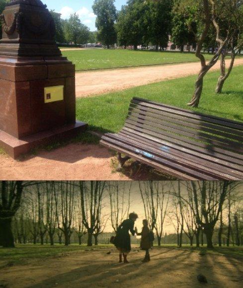 """Vieta Vilniuje, kurioje paslėpti bilietai į filmą """"Anglijos karalienė pagrobė mano tėvus"""""""