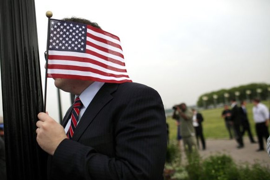 JAV vėliava