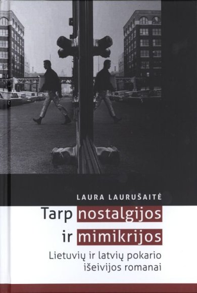 Lauros Laurušaitės monografijos viršelis