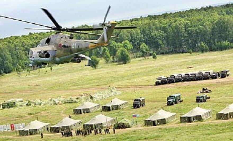 Rusija pradeda karines pratybas Pskovo srityje