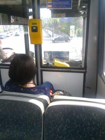 Skaitytoja Olga: kodėl tyčiojamasi iš keleivių