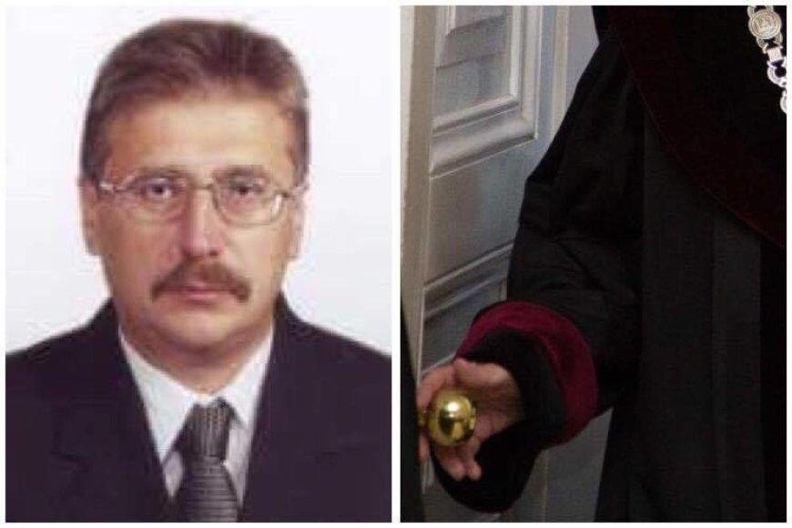 Moterį, įtariama, sumušęs teisėjas Petras Kontrimas