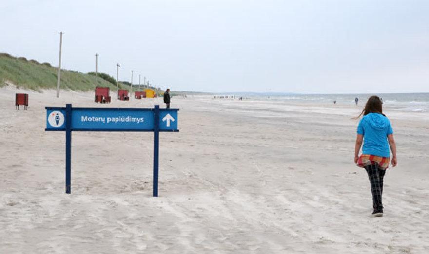Moterų paplūdimys