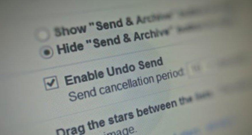 """""""Google"""" oficialiai pristatė laiško anuliavimo funkciją"""