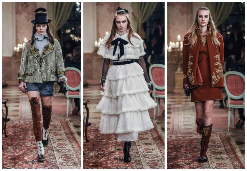 """""""Chanel"""" kolekcijos pristatymas"""