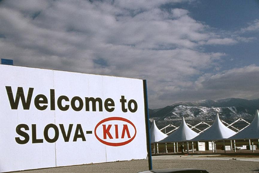 Reklaminis skydas Slovakijoje