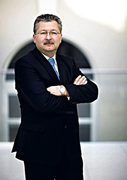 """G.Bertašius: """"Savo sūrius vežame ir į Baltarusiją, tačiau ji mums yra toliau nei Karaliaučius. Be to, šioje Rusijos srityje daugiau žmonių įperka mūsų sūrius nei Baltarusijoje."""""""