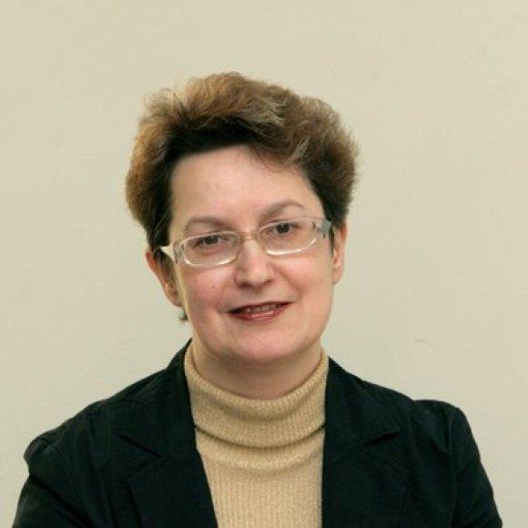 MITA direktoriaus pavaduotoja Birutė Bukauskaitė