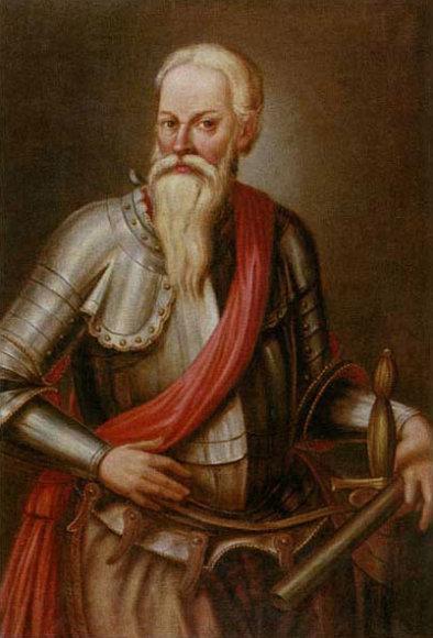 Kunigaikštis Mikalojus Radvila Rudasis buvo linksmo būdo žmogus