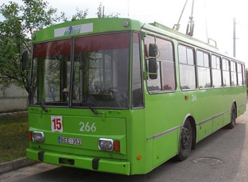 Kauno troleibusas