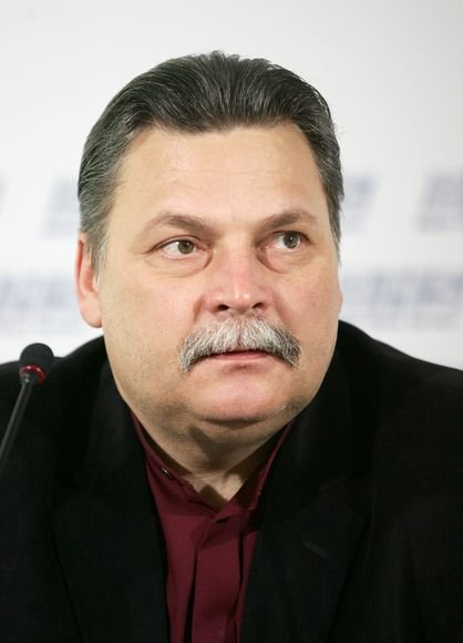 Lietuvos rusų sąjungos pirmininkas Sergejus Dmitrijevas