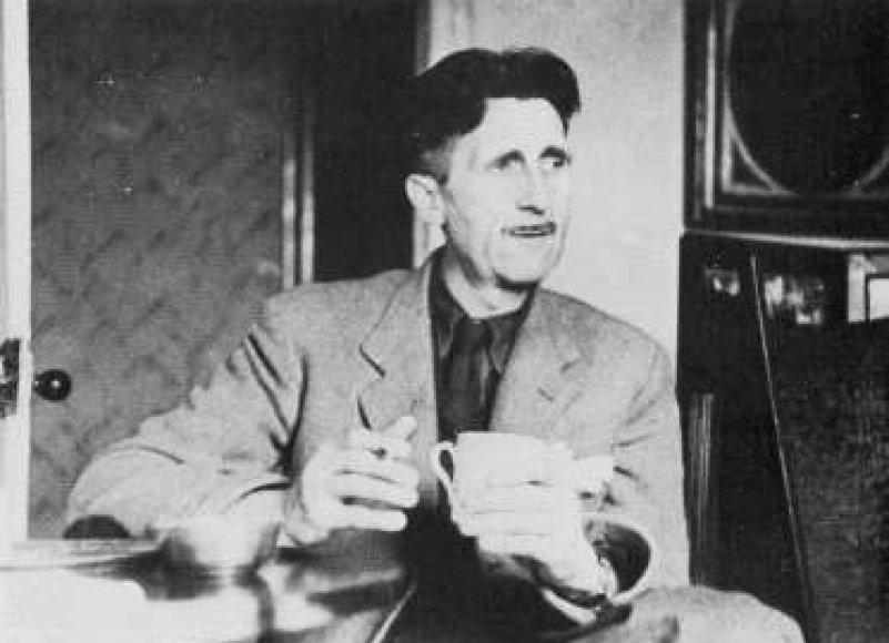 George'as Orwellas