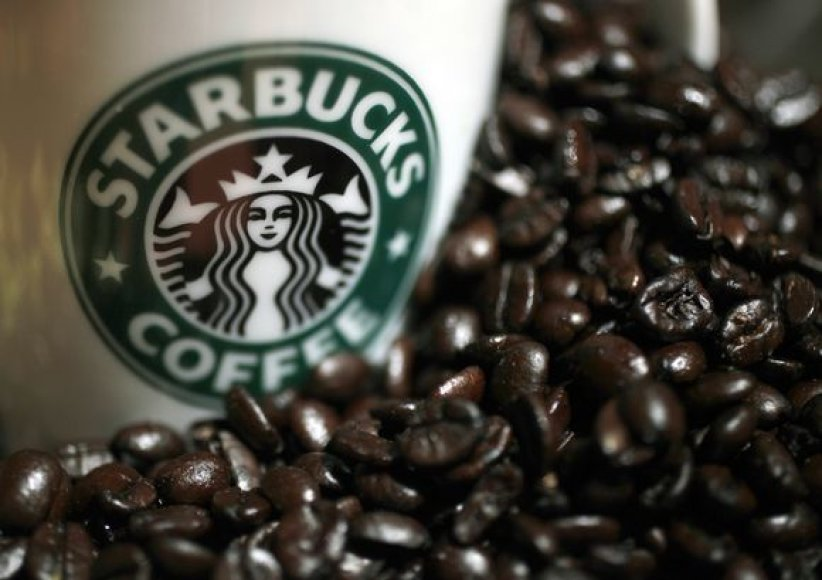 """""""Starbucks"""" ir toliau puoselėja ambicingus planus"""