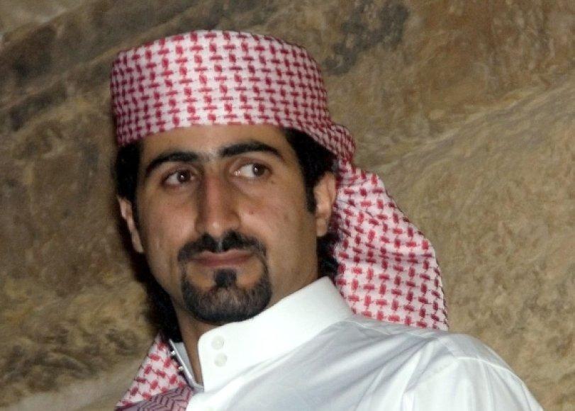 Omaras bin Ladenas