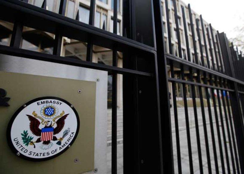 JAV ambasada