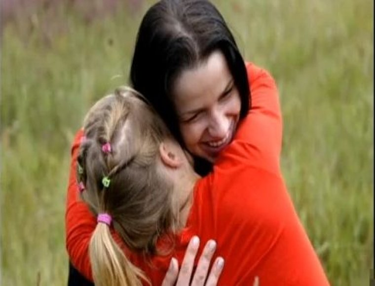 Laimutė Stankūnaitė su dukra
