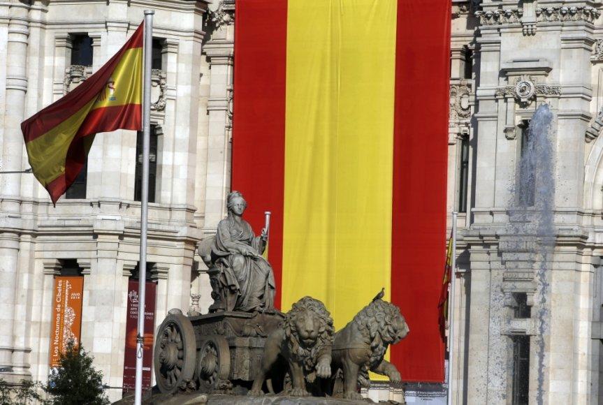 Madridas ruošiasi karūnavimui