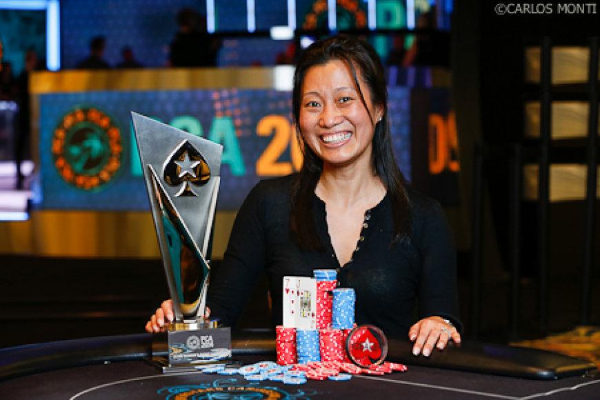 Kathy Saraf laimėjo PCA moterų turnyrą