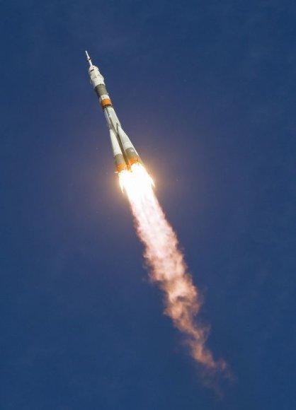 """Soyuz TMA-06M"" raketa"